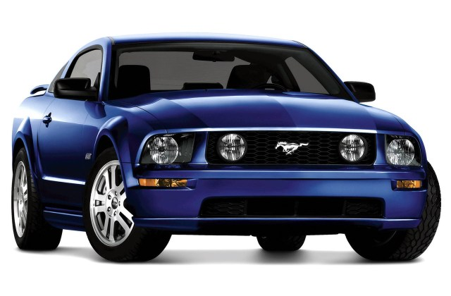 Ford Mustang 242px Image 6 Tag Download - Medium