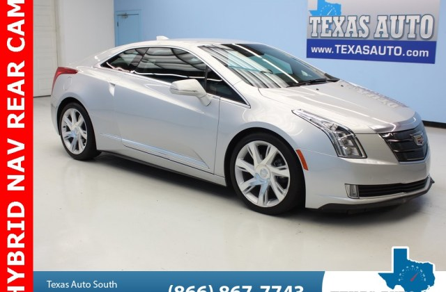 2016 Cadillac Elr Base Texas Auto South Who Is The Guy In New Commercial - Medium