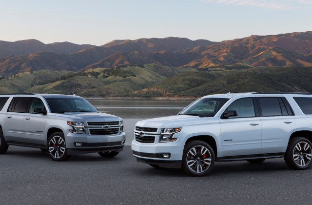 chevrolet announces the rst performance package for suburban suv car hd wallpaper s download - medium