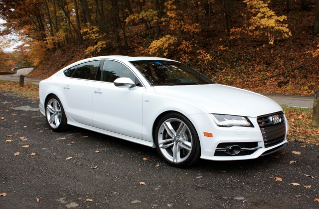 2013 Audi S6 S7 And S8 First Drive Report 2012 - Medium