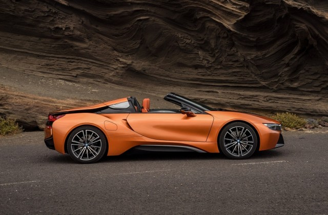2019 bmw i8 prices reviews and pictures edmunds safety features - medium