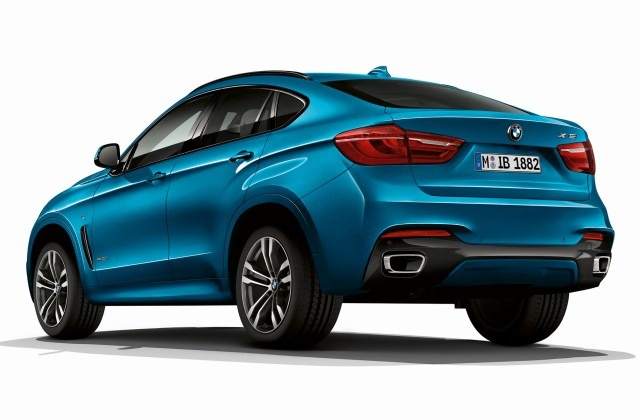 2017 Bmw X6 M Sport Edition Wallpapers And Hd Images Wallpaper - Medium
