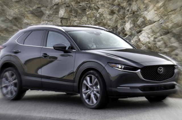 2020 mazda cx 30 review the best sporty subcompact suv all wheel drive cars - medium