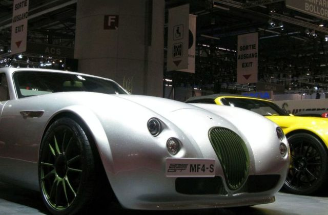 Wiesmann Announces Gt Mf4 S Pricing In Geneva And - Medium