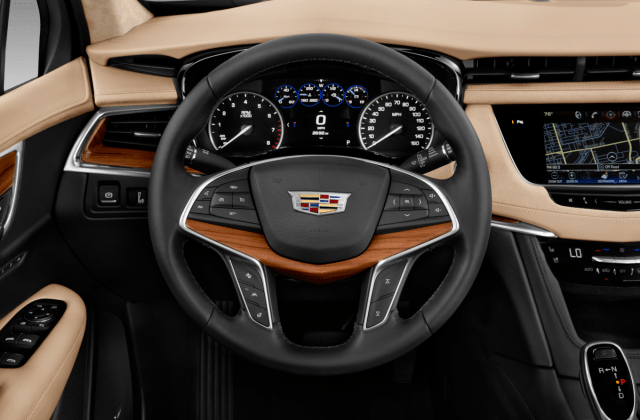 2018 Cadillac Xt5 Reviews And Rating Motor Trend Elr Heated Steering Wheel - Medium