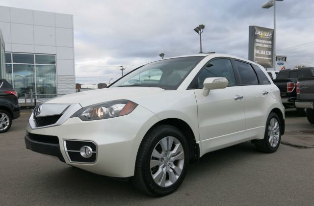 2010 Acura Rdx Sh Awd Related Infomation Specifications - Medium