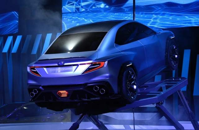 4 Upgrades You Ll See On The Next Generation Subaru Wrx Sti Concept - Medium