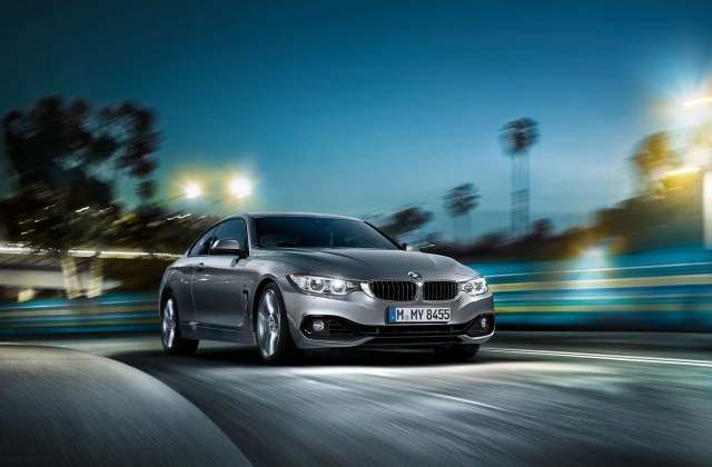 Bmw 4 Series Coupe 2014 Wallpaper Hd Car Wallpapers Id 5 High Resolution - Medium