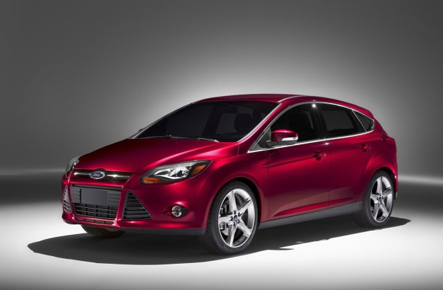 2013 Ford Focus Reviews And Rating Motor Trend Hatchback Photo - Medium