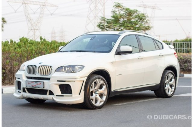Bmw X6 2010 8 Cylinder Gcc Perfect Condition For Sale Aed 34 000 Photos - Medium