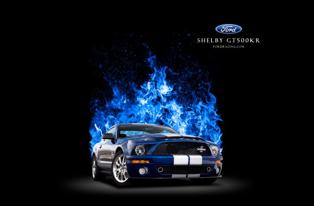 Gt500 Wallpaper 74 Images Ford Mustang Super Snake Wallpapers - Medium
