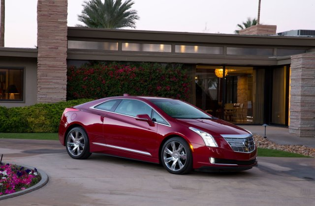 2014 Cadillac Elr Review The New York Times Battery - medium