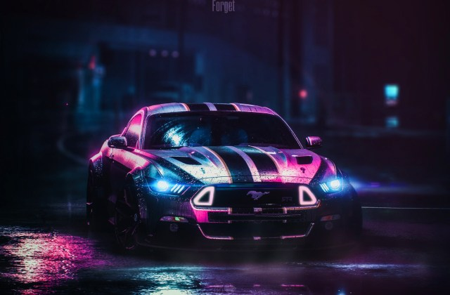 Ford Mustang Hd Cars 4k Wallpapers Images Backgrounds Wallpaper 1920x1080 - Medium