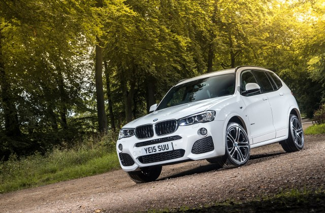 New Used Bmw X3 Cars For Sale Auto Trader Photo F25 - medium