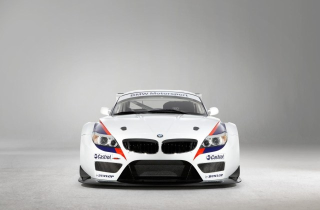 Bmw Z4 Gt3 Coupe Wallpapers Stock Photos Wallpaper Hd - Medium
