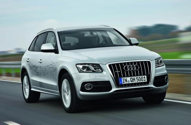 2011 Audi Q5 Hybrid Quattro Top Speed 2 0 Premium Emissions - Medium
