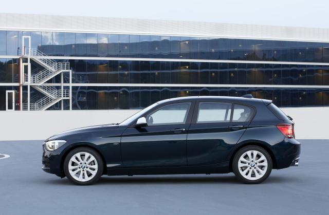 2012 Bmw 1 Series Urban Line News And Information Special Editions - Medium