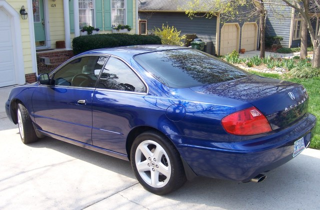 2001 Acura Tl Type S Related Infomation Specifications Coupe - Medium