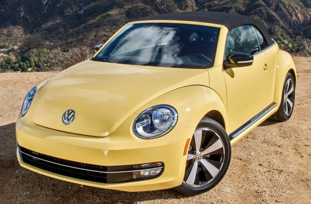 Used 2013 Volkswagen Beetle For Sale Pricing Features Convertible - Medium
