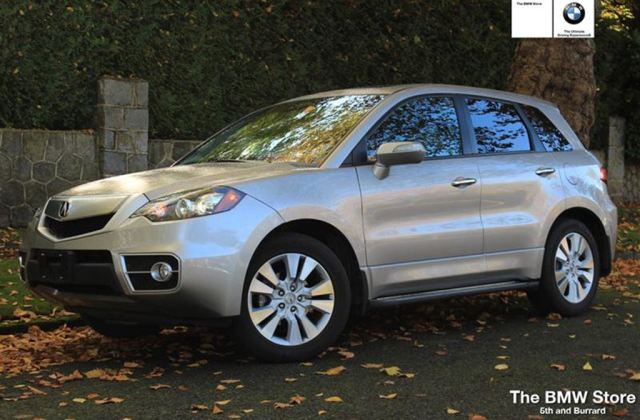 The Bmw Store Preowned Vancouver Pre Owned Acura Rdx - Medium
