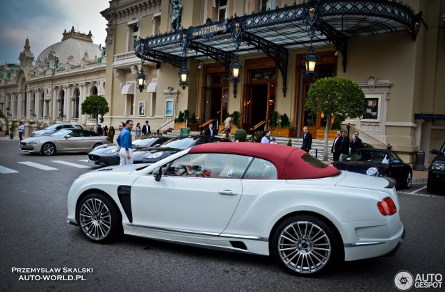 Bentley Le Mansory Gtc Ii 2012 14 October 2017 Autogespot Continental - Medium