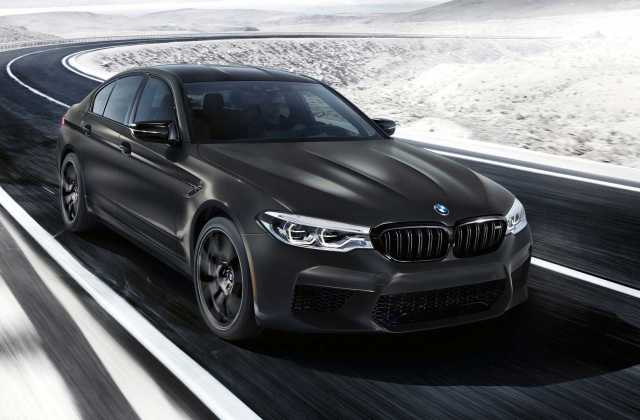 2020 Bmw M5 Edition 35 Years Debuts As A Sinister 617 Hp Sedan Sporty Gold Mags 2017 Wallpaper - Medium