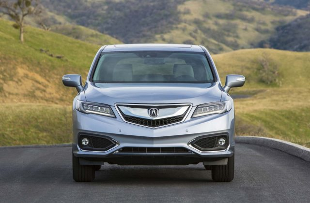 2017 Acura Rdx Reviews And Rating Motor Trend 08 Mdx - Medium