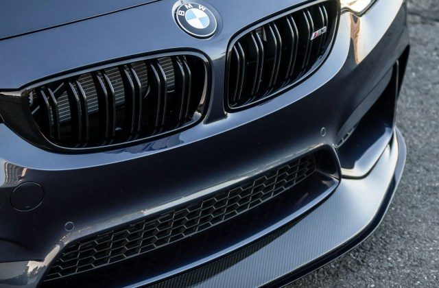 F8x Adjustable Front Splitter For Bmw M3 M4 By Rsc Tuning Photo - Medium