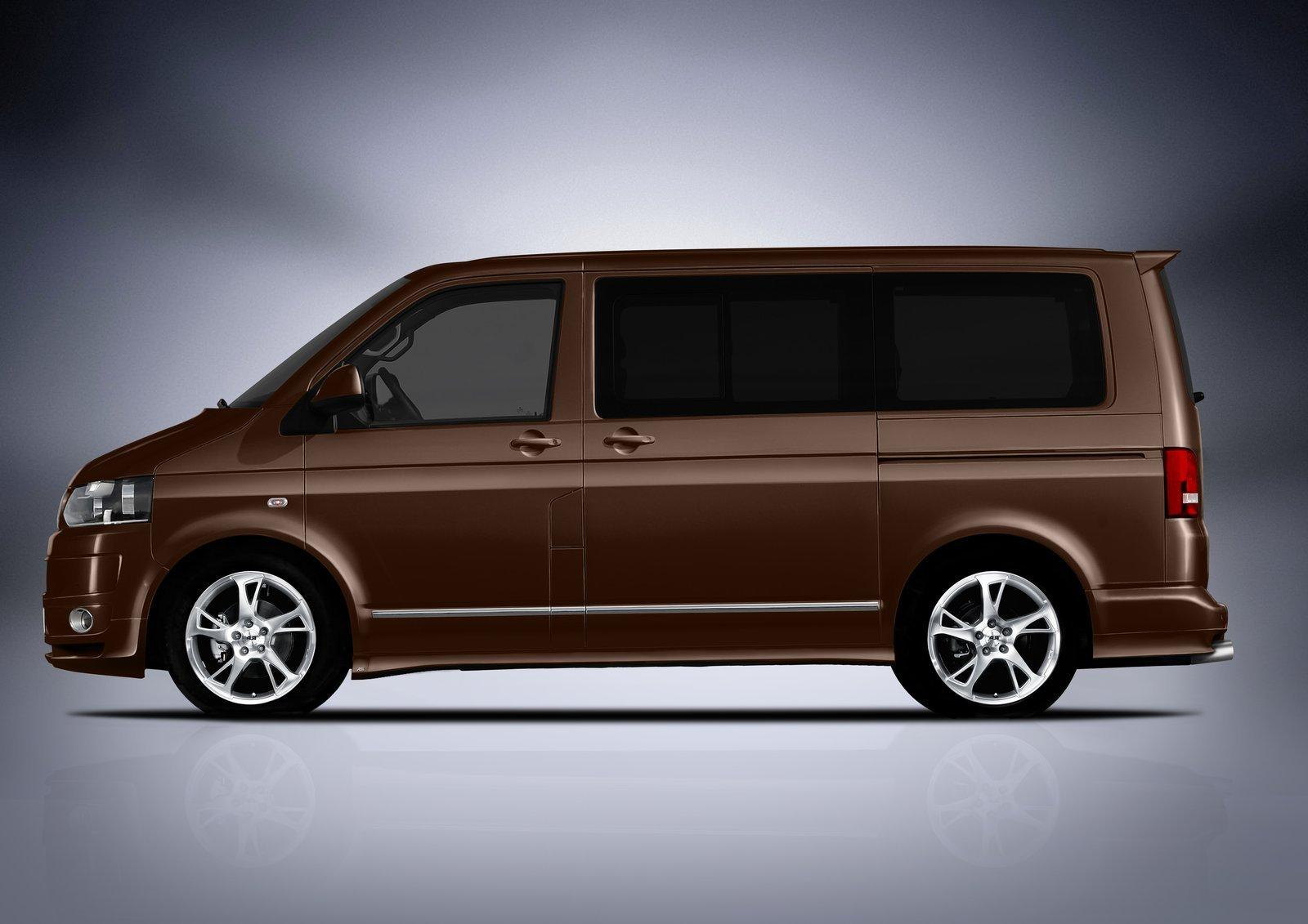 Volkswagen T5 By Abt Sportsline Car Tuning Styling Multivan - Medium
