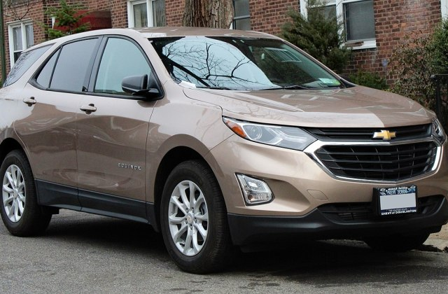 Chevrolet Equinox Wikipedia Awd Vehicles 2013 - Medium