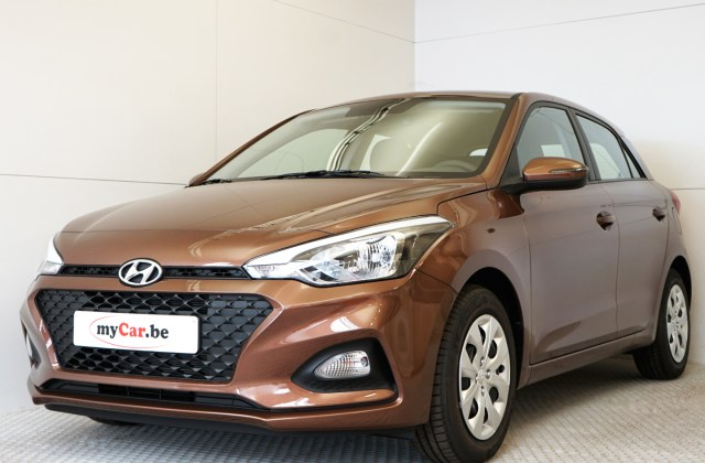 Hyundai I20 Air Mycar Be Is The Specialist In Almost - Medium