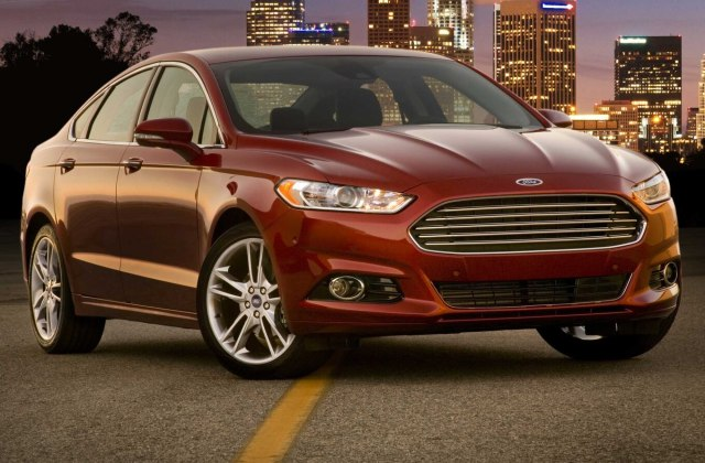 2014 Ford Fusion 1 5l Ecoboost Engine Projected Specs Revealed Photo Of A - Medium