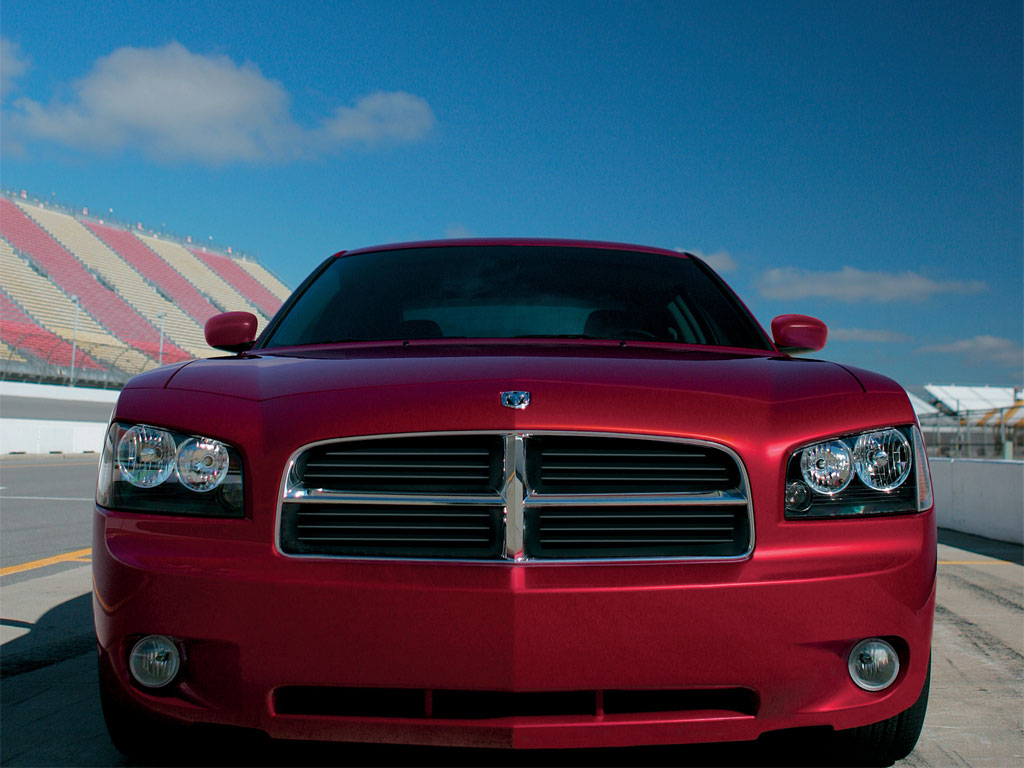 Chrysler And Dodge 2006 Charger Rt Photo Of A - Medium