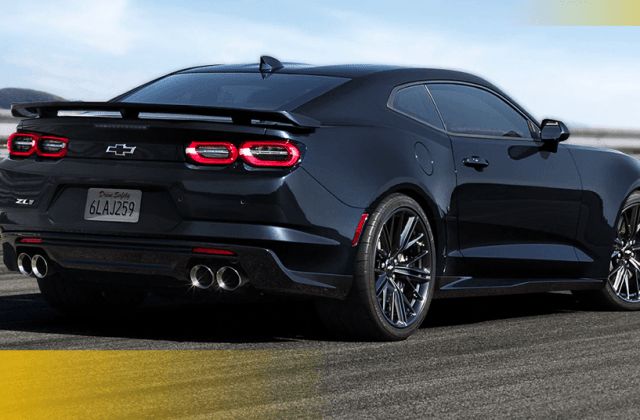 2019 chevrolet camaro zl1 the ultimate muscle car for sale features - medium