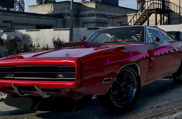 1970 Dodge Charger R T Tuning Gta5 Mods Com Photo Of A - Medium