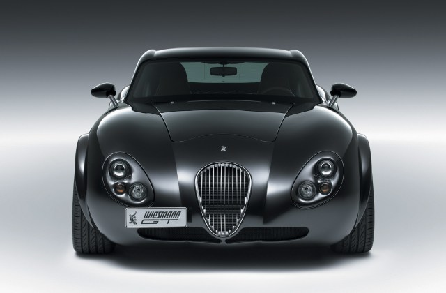 Wiesmann Will Built A Sports Car During The Frankfurt Gt Mf4 And S - Medium