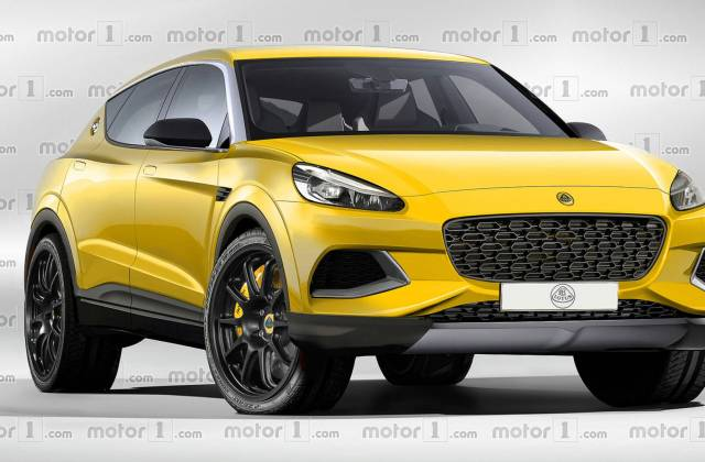 Our Exclusive Rendering Previews Lotus First Ever Suv - Medium