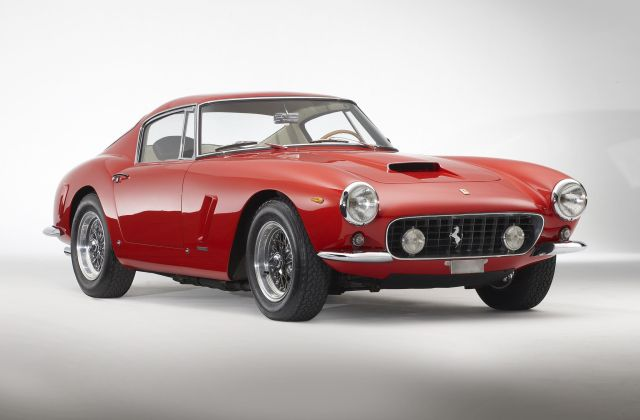 1960 Ferrari 250 Gt Swb Berlinetta Competizione California Spyder Wallpaper - Medium