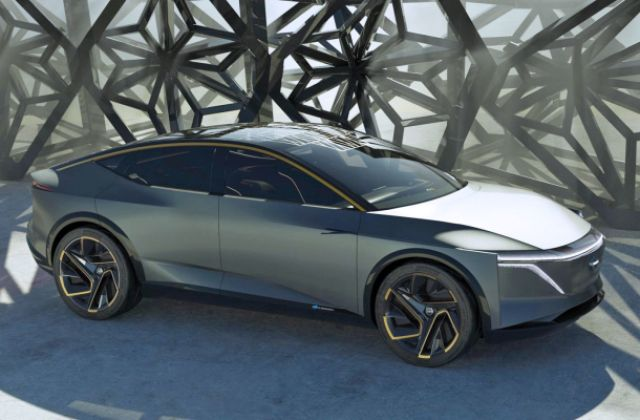 3 Of The Most Futuristic Electric Car Concepts Unveiled At Concept Vehicle - Medium