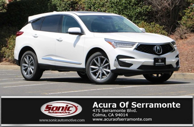 Used 2020 Acura Rdx Technology Package For Sale In San Jose Ca Stock Ll016671 Dealership - Medium