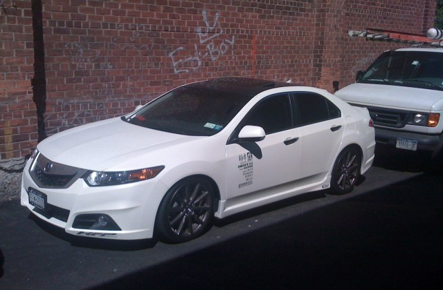 Gary Hpf 2009 Acura Tsx Specs Photos Modification Info - Medium