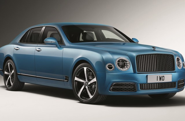 2017 Bentley Mulsanne Speed Design Series By Mulliner Wallpaper - Medium