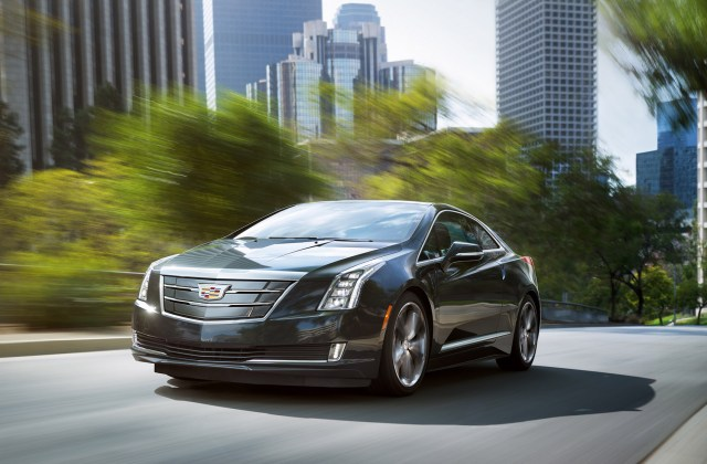 2016 Cadillac Elr Review Ratings Specs Prices And Photos Car Driver - Medium