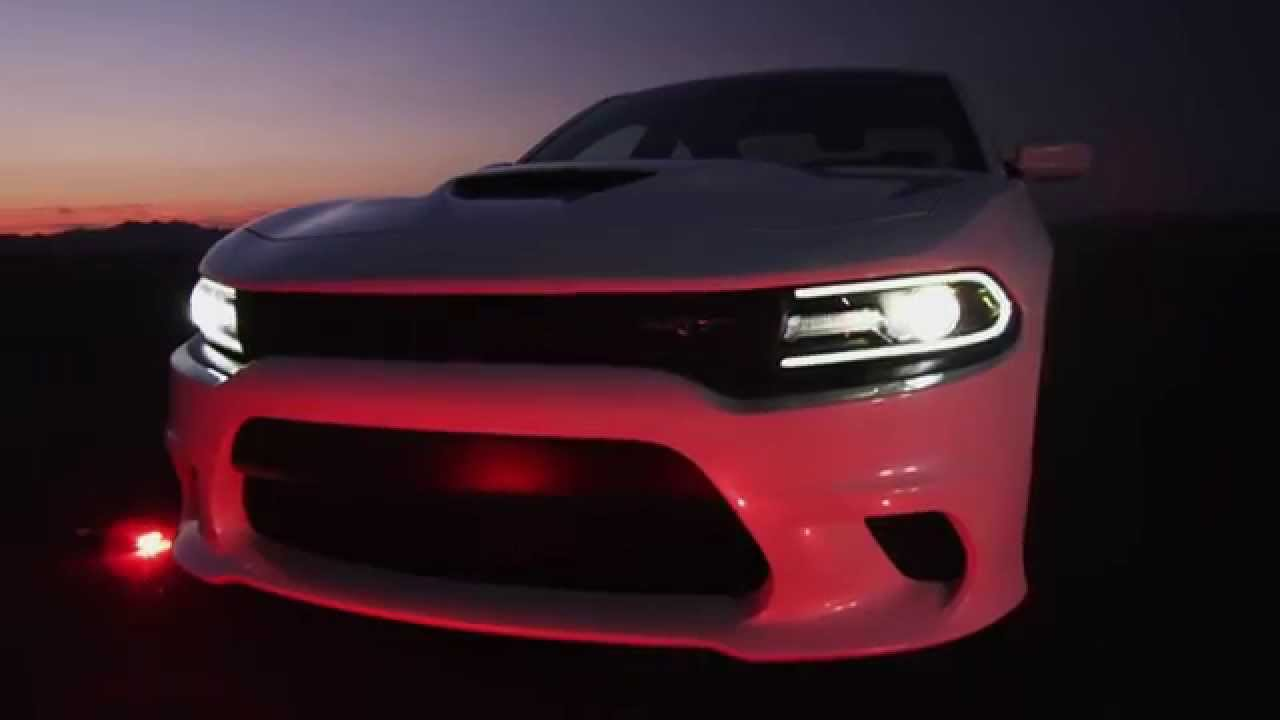 2014 Dodge Charger Srt8 Hd Background Wallpaper - Medium