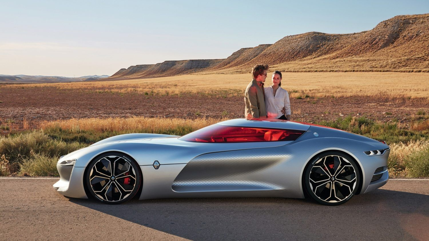 Renault Z32 Concept Future Cars Gt Electric Vehicle - Medium