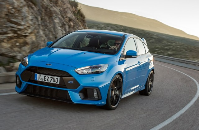 2016 Ford Focus Rs Review Photos Caradvice Photo Of - Medium