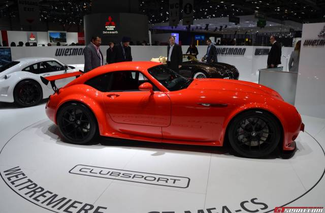 Geneva 2013 Wiesmann Gt Mf4 Cs Gtspirit And S - Medium