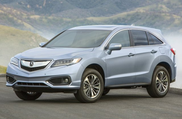 Used 2016 Acura Rdx For Sale Pricing Features Edmunds Mdx - Medium
