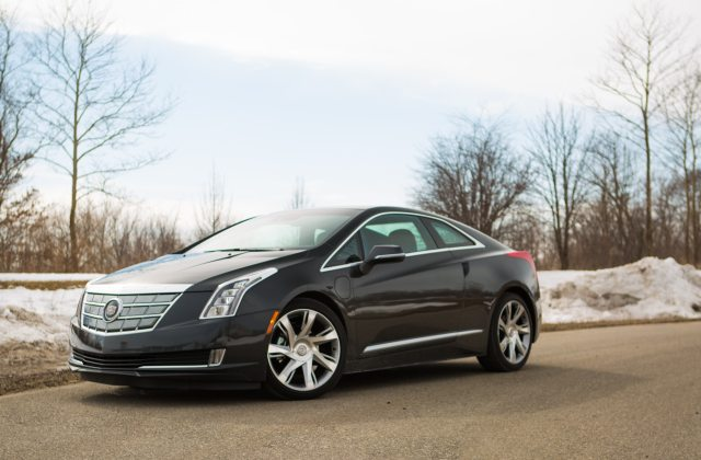 2014 Cadillac Elr Around The Block Automobile Magazine Review Car And Driver - Medium