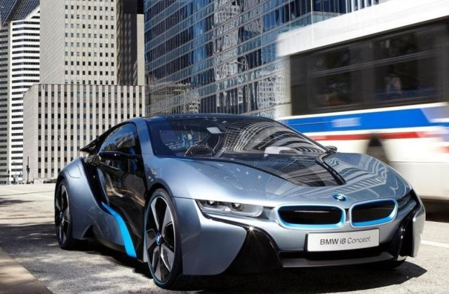 Wallpapers Bmw I8 Spyder Android Apps On Google Play Wallpaper Hd - Medium